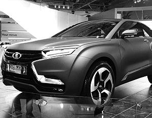 Lada X-ray Concept – прототип будущего нового внедорожника от АвтоВАЗа, на который возлагаются большие надежды