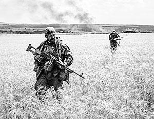 Мобильные группы ополчения постоянно атакуют украинские формирования