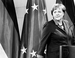 Ангела Меркель так и не смогла стать канцлером независимой Германии