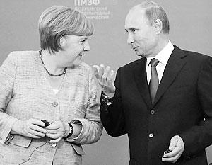 Путин решит судьбу Украины – вместе с Меркель или без нее