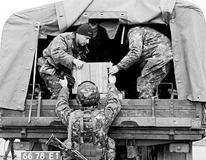 Под видом оборудования Киев может получить новое оружие