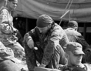 Украинские военные смогли получить в России еду, новую одежду и помыться в бане