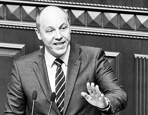 «Умственно отсталый» Парубий утверждал, что способен «на раз» разгадывать планы Кремля