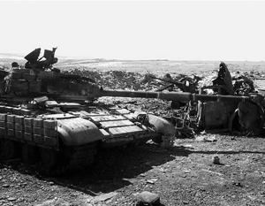 Ополченцы не позволили украинским войскам пробиться к Донецку