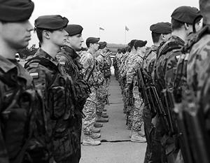 Военные в Польше надеются, что бюрократическая казуистика не помешает союзникам по НАТО прийти им на помощь