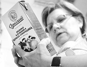 Белорусский потребитель «с удовлетворением» готов высосать все соки из обнищавшего южного соседа