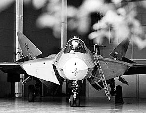 Т-50 (ПАКФА) - ближайшее будущее российской истребительной авиации
