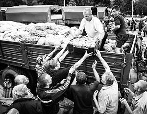 В ближайшие дни начнется первая гуманитарная миссия на Украине