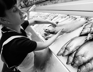 Цены на рыбу первыми отреагировали на запрет импорта продуктов питания Россией