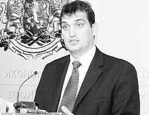 Непослушная «дочка» Газпрома вызвала досаду у министра экономики Болгарии Васила Штонова