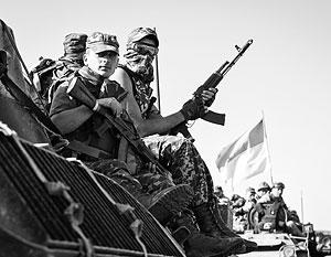 Украинская армия прекратила огонь и начинает отступление из Новороссии