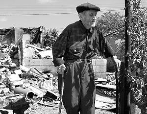 «Спецоперация» на Востоке Украины привела к гибели большого количества людей и разрушению множества домов и объектов инфраструктуры