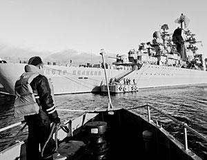 Северный флот станет основой арктической группировки