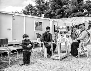 Возможно, сирийским нелегалам вместо Берлина и Парижа уже скоро придется выбирать между Гомелем и Могилевом