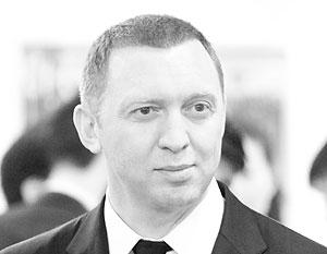 Олег Дерипаска считает, что Украина стала лишь поводом для экономической войны Запада против России