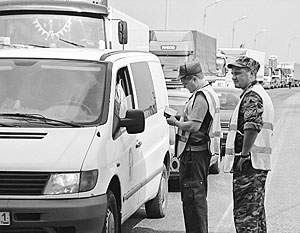 Основные правонарушения выявлялись при ввозе в Россию товаров, следующих транзитом с территории Белоруссии
