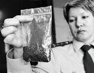 В ФСКН хотят сами определять, что является наркотиком