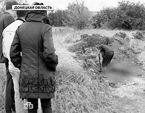 Две недели назад в данном районе базировался батальон украинской Нацгвардии