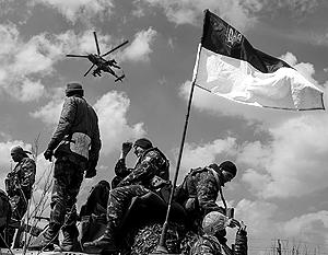 Сделать из Украины военный лагерь не получится при всем желании