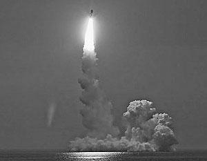 Ракеты «Булава» станут основой морской группировки российских сил ядерного сдерживания