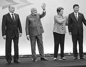 Британская пресса признала мощь нового геополитического объединения