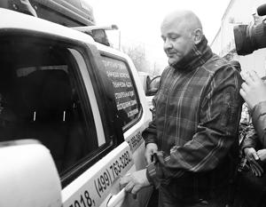 Константин Алтухов, похоже, действительно подал пример другим столичным водителям