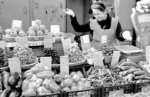 В августе и сентябре традиционно дешевеют овощи