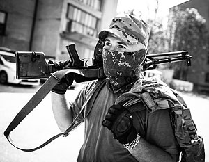 Боевиков-добровольцев власти считают «золотым кадровым резервом», а политологи – обыкновенными карателями