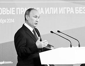 Призыв Путина не был услышан в США