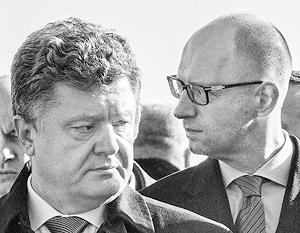 Полугодичное совместное правление Порошенко и Яценюка может закончиться в ближайшие дни