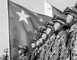 Совместные учения – только одна из немногих областей сотрудничества России и Китая в военной сфере
