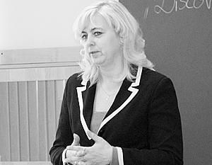 Инга Приеде крайне провокационно выступила против европейской толерантности к гомосексуалистам