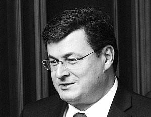 Новый министр здравоохранения Украины Александр Квиташвили стал поводом для крупной ссоры между Киевом и Тбилиси