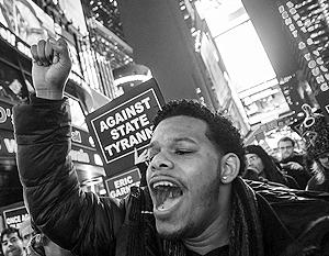 США есть чем заняться внутри своих границ – например, решить проблему нарушения прав чернокожих