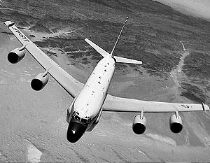 Реальную угрозу безопасности полета пассажирского борта мог создать самолет НАТО