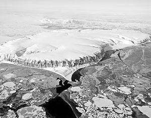 Дания подала заявку на расширение территориальных прав в Арктике