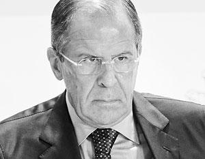 Министр иностранных дел РФ всегда говорит то, что думает