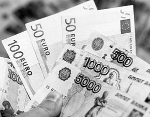 Паника среди населения вредит рублю