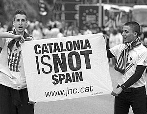 Испания применяет все меры, кроме военных, для ограничения суверенитета Каталонии – и похоже, что ее силы на исходе