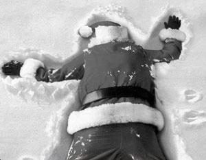 Сатирический сайт сообщил о гибели Санта-Клауса от рук русских военных над Арктикой
