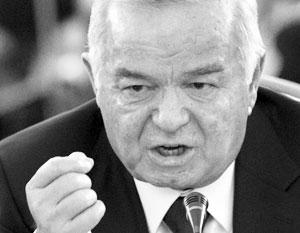 Каримов возглавляет Узбекистан с весны 1990 года
