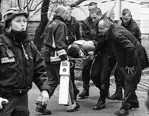 Более десяти человек погибли при теракте в редакции журнала