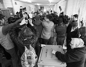Законодатели уточнят критерии для журналистов, работающих на выборах
