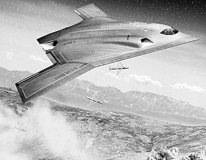 Пентагон намерен закупить не менее 80 и не более 100 бомбардировщиков новой модели