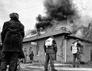Ополченцы отвергли обвинения в артобстреле окраин Мариуполя. По их словам, это провокация украинской стороны