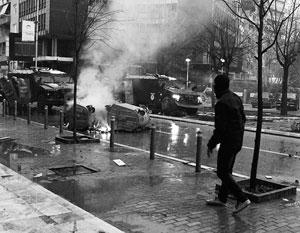 В ходе протестов в Косово около 100 человек пострадали, еще больше арестованы