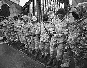 Штурм минобороны Украины «Айдару» не удался