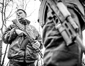 Захарченко планирует увеличить численность войск ДНР до 100 тыс. человек