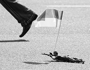 Конструирование «мини-НАТО» сильно смахивает на детскую настольную игру