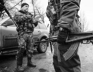 У ополчения есть необходимость продвижения на север, в сторону Лисичанска